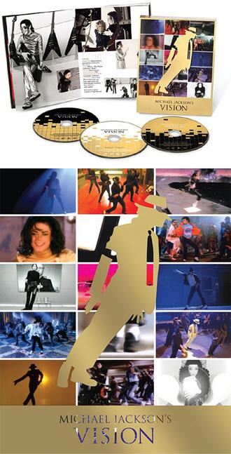 マイケル・ジャクソン VISION(完全生産限定盤)(DVD) ◆22%OFF!